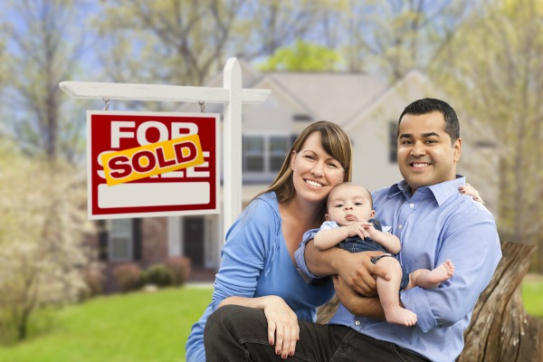 For Sale Sold Sign: New Home Sales Fall In May
